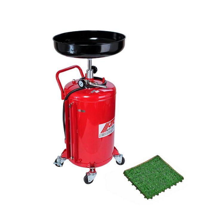 Установка JTC, JTC-1031, для замены масла, емкость бака 80 л