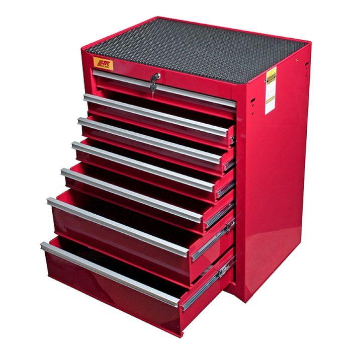 Шкаф инструментальный JTC, JTC-5640, подкатной, 7 секций