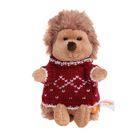 Мягкая игрушка «Ёжик Колюнчик» в свитере - фото 106550375