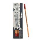 Карандаш художественный цветной LYRA Rembrandt Polycolor L2000091 Pompeian red