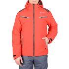 Куртка Stayer мужская, цвет красный, размер: 48-176 FW17
