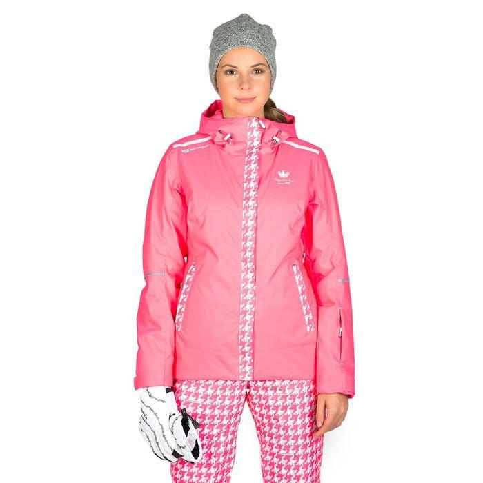 Куртка Stayer женская, цвет: коралл, размер: 48-176 FW17