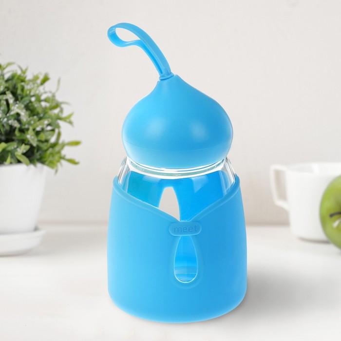 Бутылка питьевая 300 мл «Капитошка», цвета МИКС