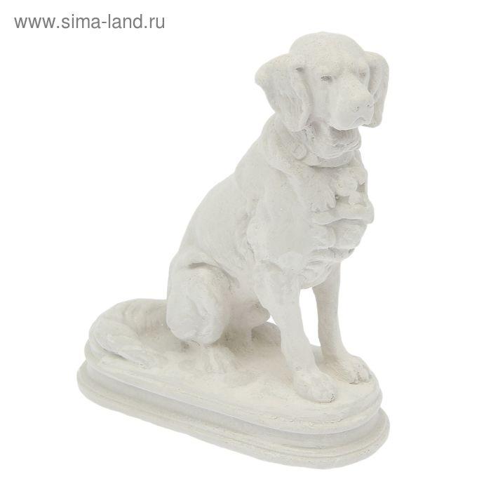 "Статуэтка-раскраска ""Собака"" в-16"