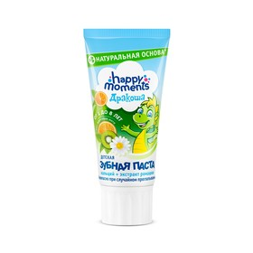 Children's gel toothpaste Drakosha