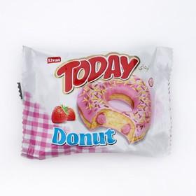 Кекс Donut Today, клубника, 50 г в Донецке