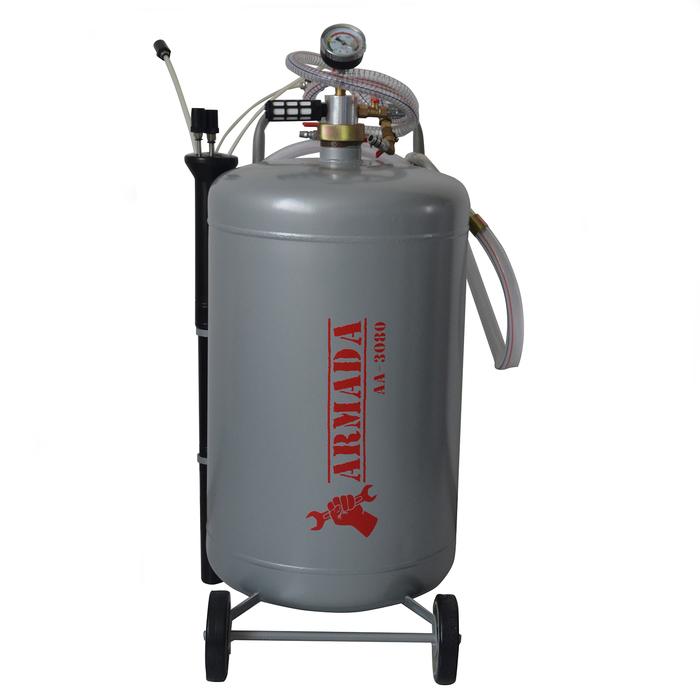 Установка замены масла ARMADA АА-3080, 70 л, 4-6 бар, слив 0.8 бар