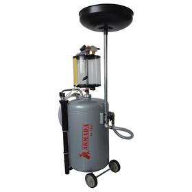 Установка сбора и замены масла ARMADA АА-3197, с предкамерой 10 л, 70 л, поддон 10 л Ош