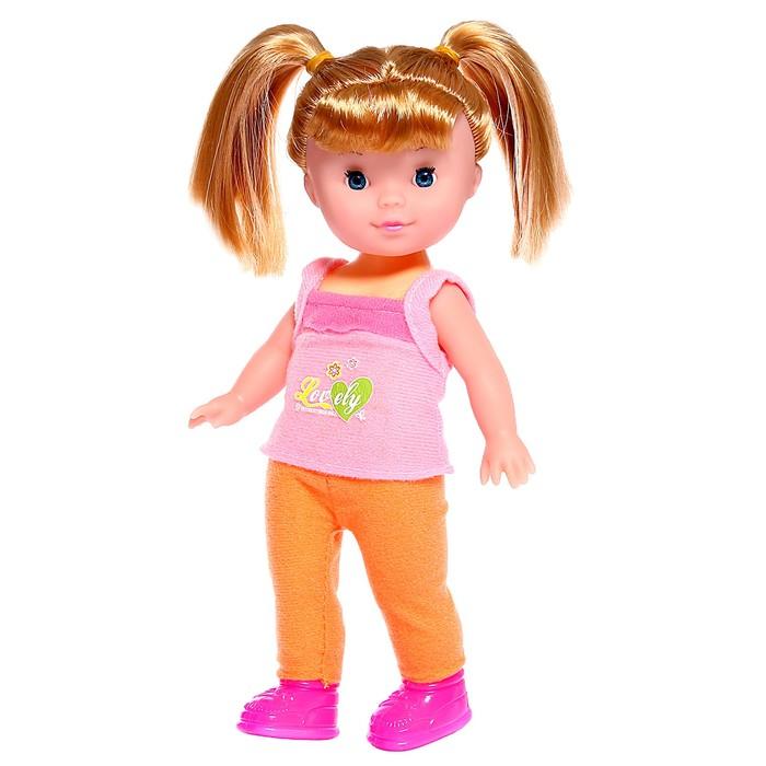 """Кукла """"Кэт в летнем костюмчике"""""""