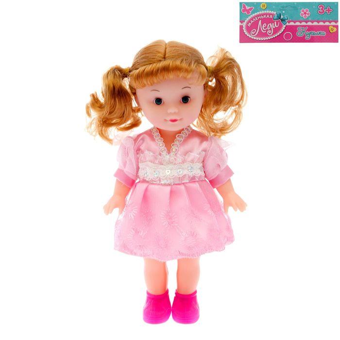 """Кукла """"Красотка"""" в нарядном платье, МИКС"""