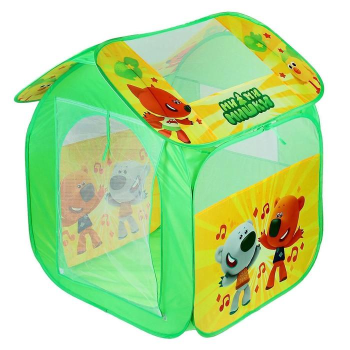 """Детская палатка """"Мимимишки"""", в сумке,  83х80х105см"""