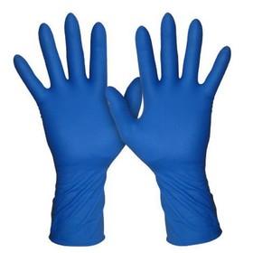 Медицинские перчатки High Risk нестерильные латексные неопудренные особопрочные, XL, 50 шт