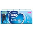 Носовые платки Zewa Deluxe 10 шт по 10 упаковок