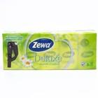 Носовые Платки ЗЕВА делюкс аромат ромашки 10шт.х10 упаковок