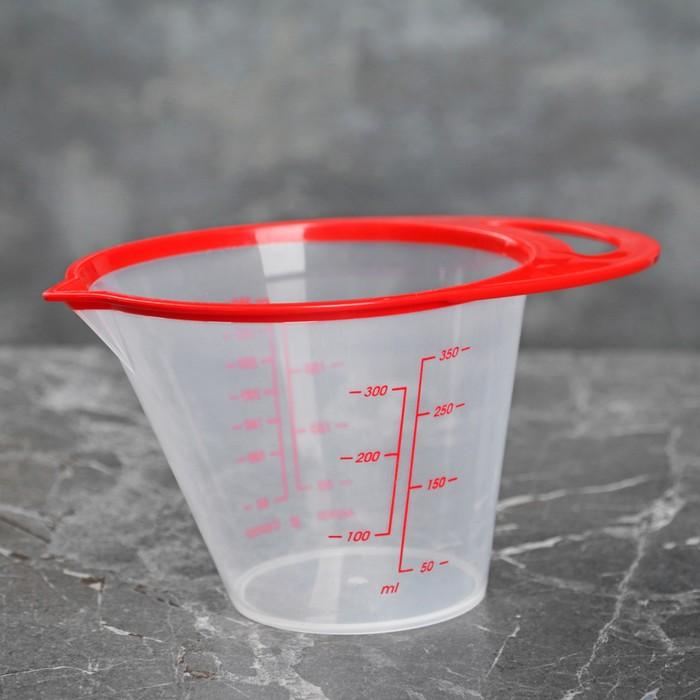 Мерная ёмкость «Дуэт», 0,5 л