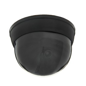 Муляж видеокамеры LuazON VM-3, со светодиодным индикатором, 2xАА (не в компл.), черный