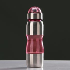 {{photo.Alt || photo.Description || 'Бутылка для воды 650 мл, велосипедная, с поильником, микс, 8х24.5 см'}}