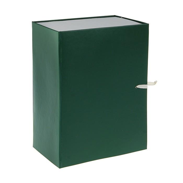 короб архивный А4 150мм бумвинил