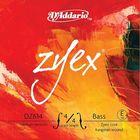 Струны для контрабаса D'Addario DZ614-4/4M Zyex