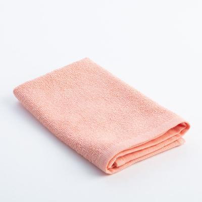 "Terry towel ""and I Save"" 30x30 cm, Bordeaux, 100% cotton, 340 g/m2"