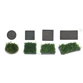 Площадка пластиковая с сеткой для культивации растений (большая) - 4шт/уп