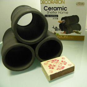 Укрытие керамическое, бамбук L
