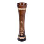 деревянные вазы на 8 марта