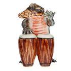 с барабанами