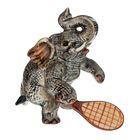 "Сувенир ""Слон теннисист"""