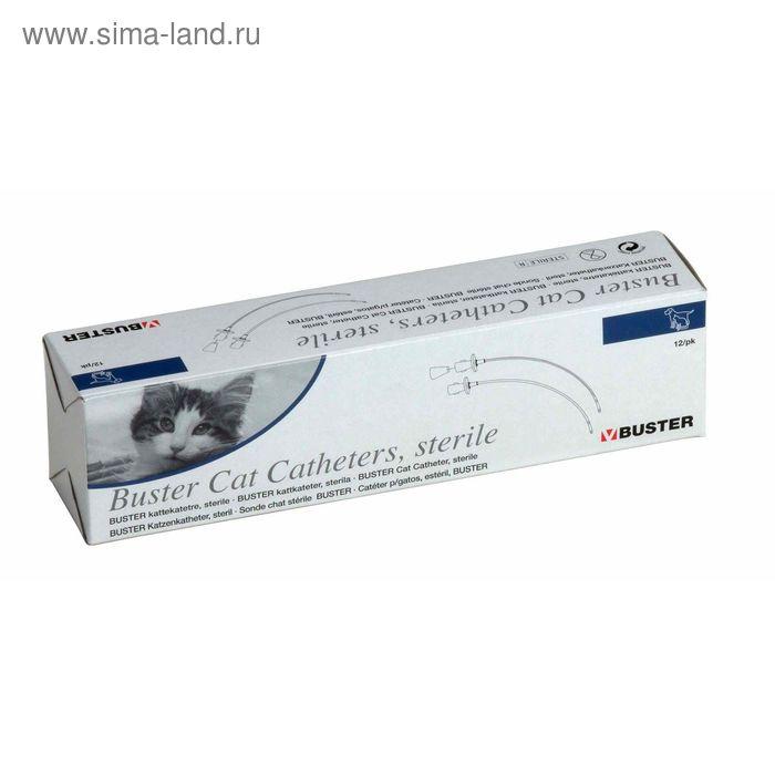 Катетер Kruuse  стерильный для кошек 1,3х130 мм 4FG