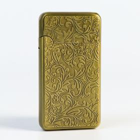 """Lighter """"Ornament"""" in box, 3x6 cm"""