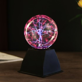 "Плазменный шар ""Купидон, d шара = 8,5 см"