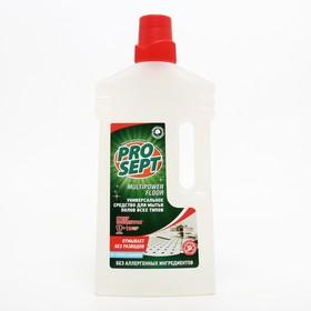 Универсальное средство для мытья полов Multipower Floor. Концентрат, 1л