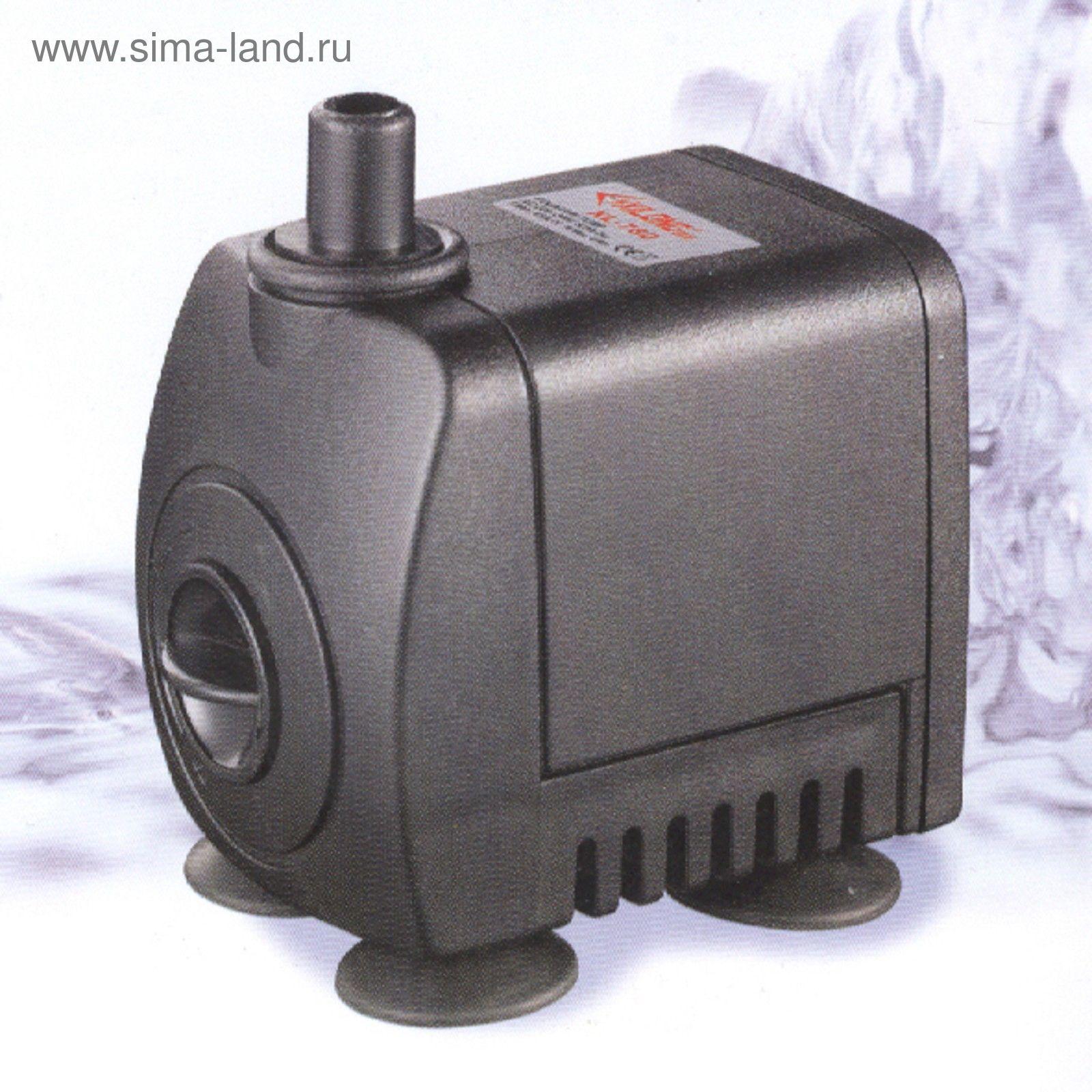 Помпа фонтанная XILONG (СИЛОНГ) XL-780 8Вт, 650л ч, h.max 0,9м ... 8901042df13