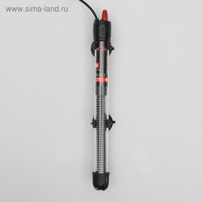 Терморегулятор 200Вт стеклянный XILONG (СИЛОНГ) AT-700