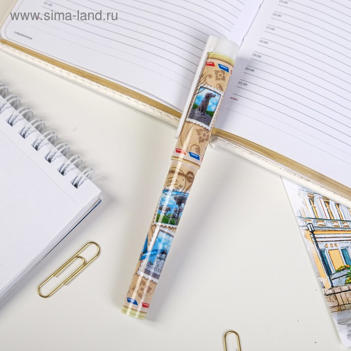Ручка сувенирная «Воронеж»