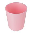 Стакан 270 мл, для холодных напитков, детский, цвет розовый перламутр