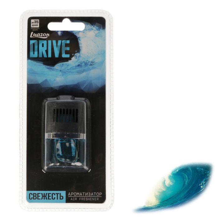 "Ароматизатор в дефлектор ""Drive"", свежесть"