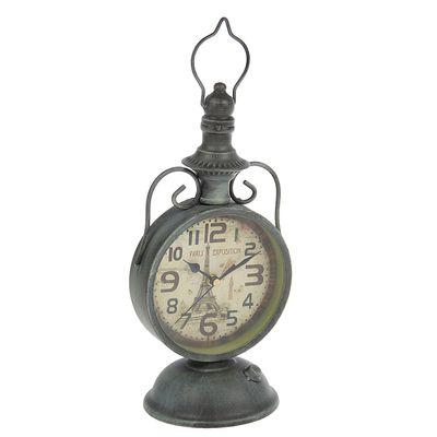 """Часы настольные """"Керосинка"""", 30х14.5 см"""