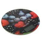 """Весы кухонные электронные ENERGY EN-403, до 5 кг, автоотключение, """"ягоды"""""""
