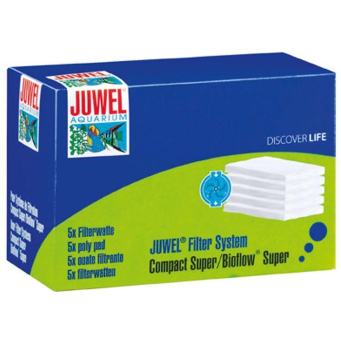 Губка синтепон для фильтра JUWEL Bioflow Super/Compact Super