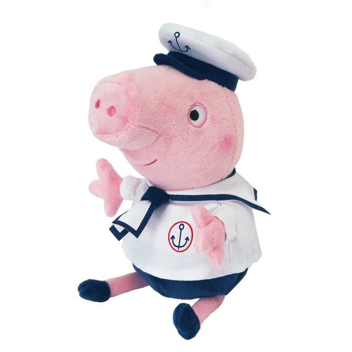"""Мягкая игрушка """"Джордж моряк"""", 25см"""