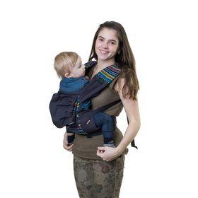 """Слинг-рюкзак """"Уичоли"""", цвет тёмно-синий СРЧ01-003"""