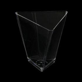 Форма для фуршетов 70 мл Triangle, 6,7х6,7 см, цвет прозрачный, набор 25 шт Ош