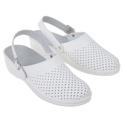 """Туфли-сабо """"Маша"""", женские, размер 39, цвет белый"""