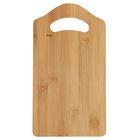 Доска разделочная 27,5х15х1 см, бамбук