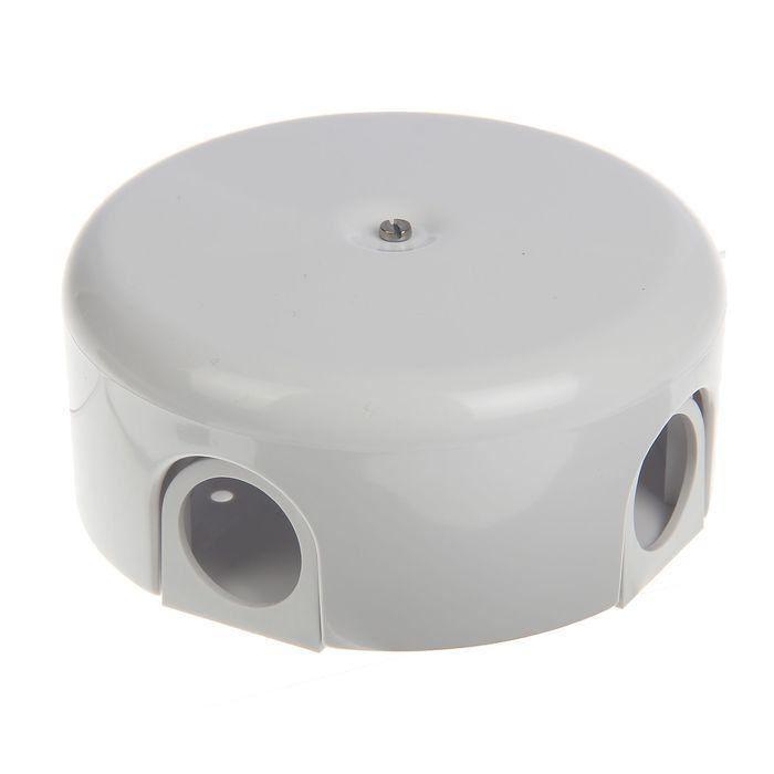Коробка распределительная 110x110 мм, IP20, для открытой установки