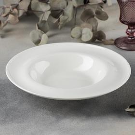 Тарелка глубокая d=25,5 см, 450 мл