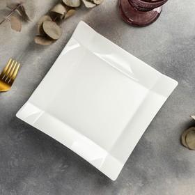 {{photo.Alt    photo.Description    'Тарелка десертная Wilmax Emily, 20×20 см, цвет белый'}}