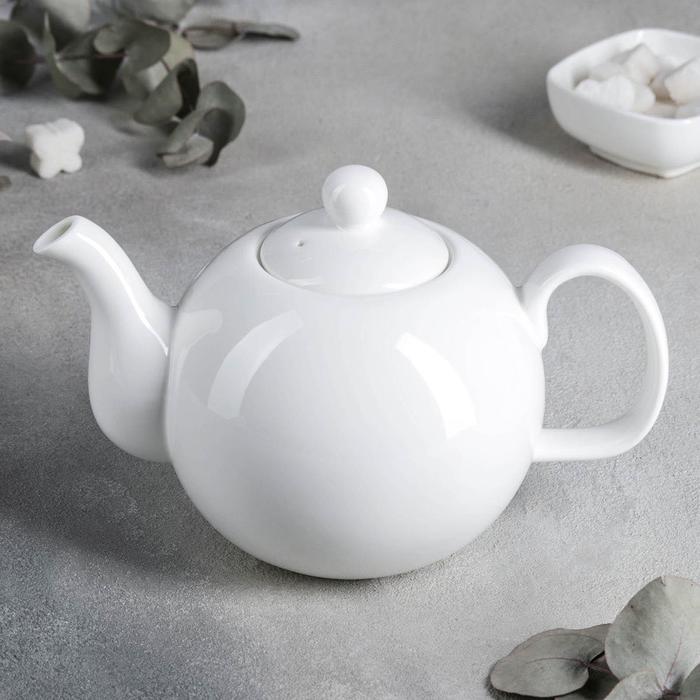 Чайник заварочный Olivia «Классика», 800 мл, в цветной коробке - фото 308067452